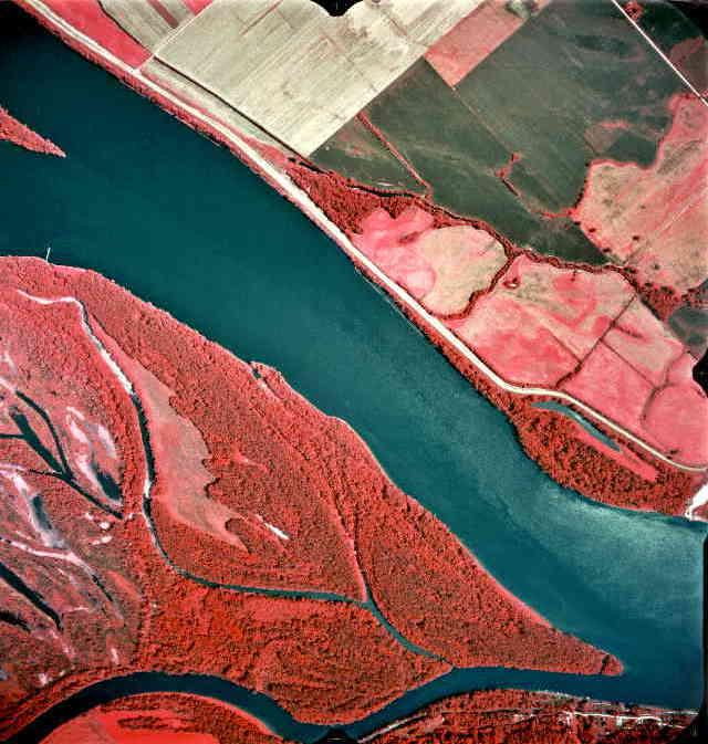 1994 Color Infrared Photos Louisiana Mo Il