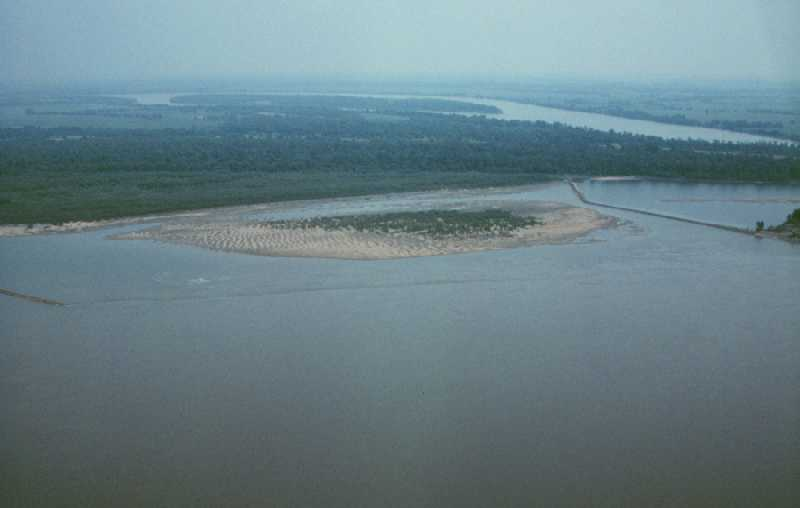 1997 oblique photos for moon lake  ms  ar