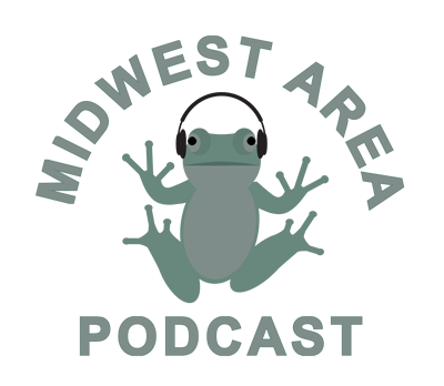Midwest Podcast logo