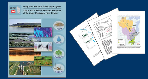 Status and Trends of Selected Resources of the Upper Mississippi River System A summary of the ecological condition of the Upper Mississippi and Illinois Rivers.