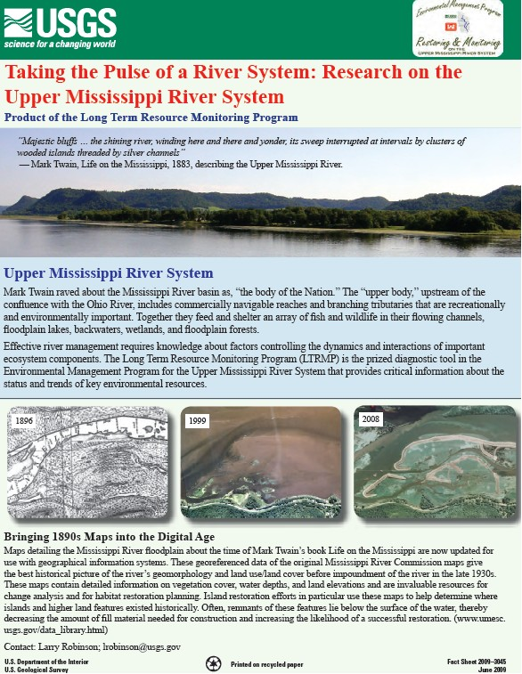 a research on the neotropical floodplain river