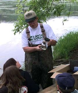 USGS staff